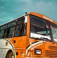 האוטובוס מכחיש את התאונה