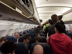 איחור טיסה