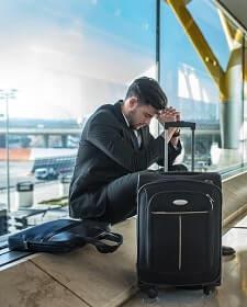 איחור בטיסה ואובדן חצי יום מהנופש