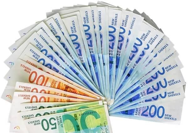 כמה כסף אפשר לקבל מספאם?